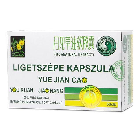 Dr. Chen Ligetszépe olaj kapszula 300 mg 50 db