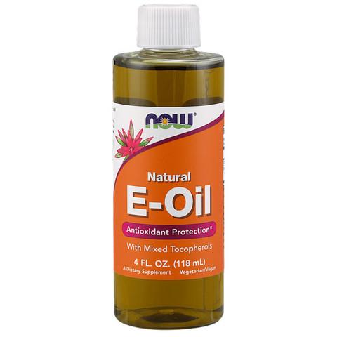 E vitamin olaj 118 ml Vega (NOW)