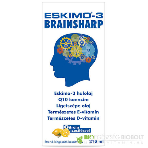 Eskimo-3 Brainsharp 210 ml olaj