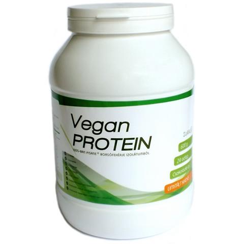 Zukker Vegan Protein borsófehérje csokoládés ízű 600 g