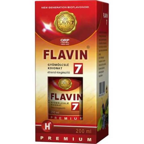Flavin 7 Prémium 200ml