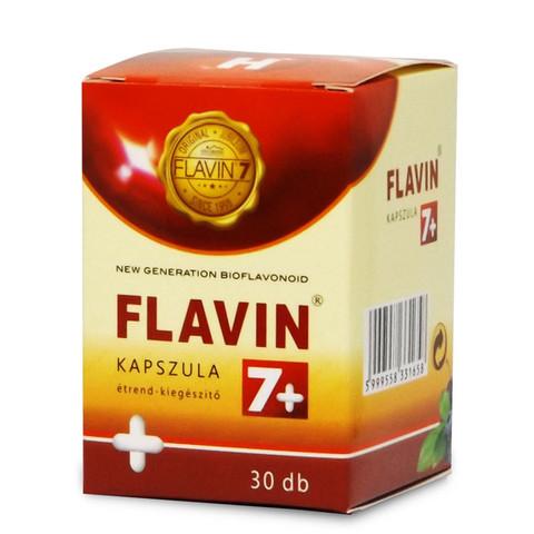Flavin7+ kapszula 30db