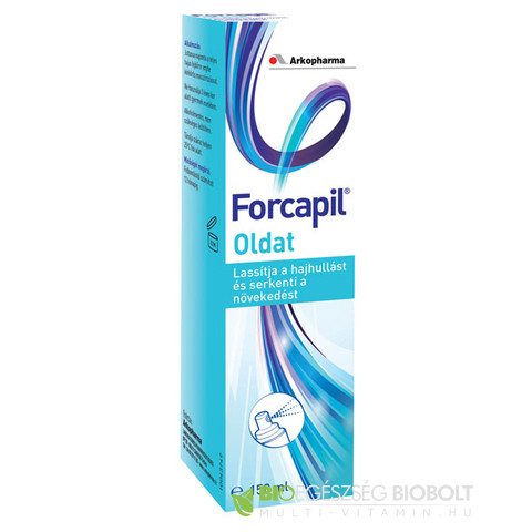 Forcapil oldat 150ml