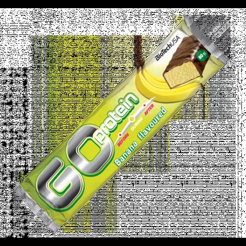 Go Protein Bar 80 g Banános BioTech USA