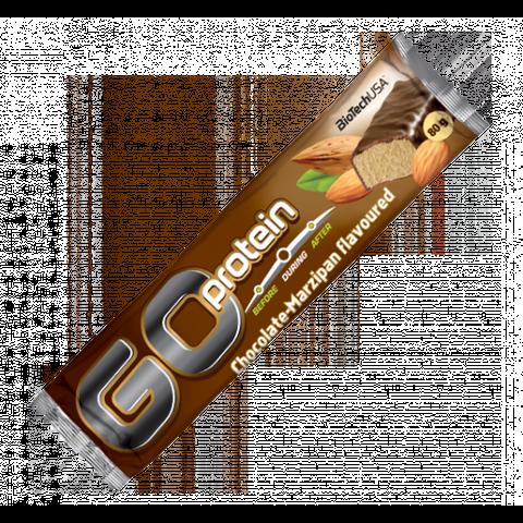 Go Protein Bar 80 g Csokis-Marcipános BioTech USA