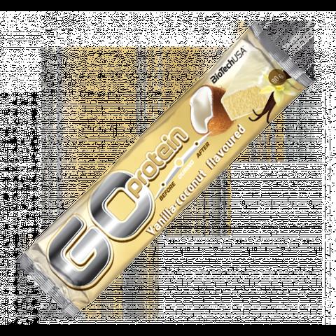 Go Protein Bar 80 g Vanília-Kókusz BioTech USA