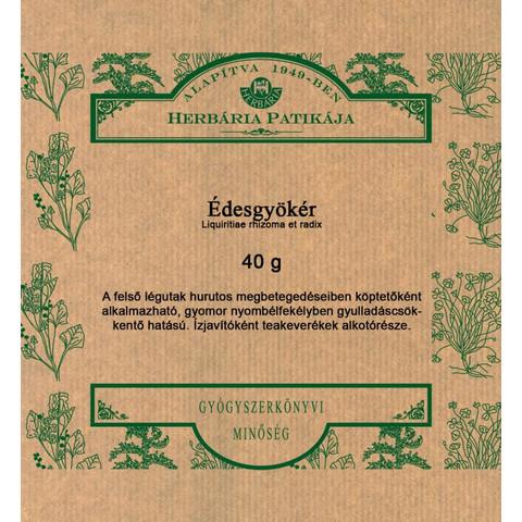 Herbária Édesgyökér 40 g