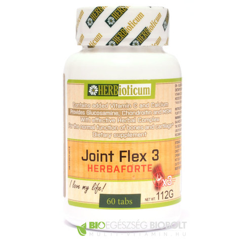 Herbioticum Joint Flex 3 Herbaforte 60db