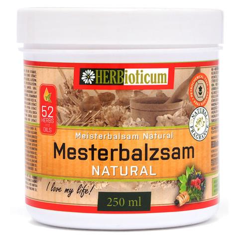 HERBioticum Mesterbalzsam NATURAL 250 ml