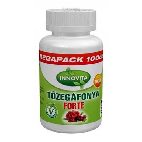 Innovita Tőzegáfonya Forte tabletta 100db