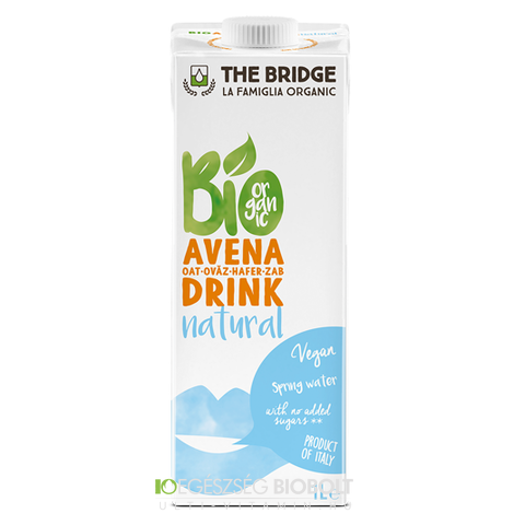 The Bridge Bio Natúr Zabital 1000ml