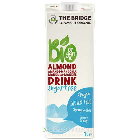 The Bridge Bio Mandula Ital 1000 ml