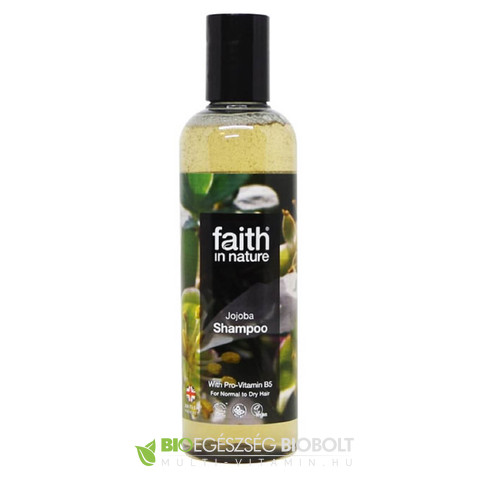 Jojoba sampon 250ml