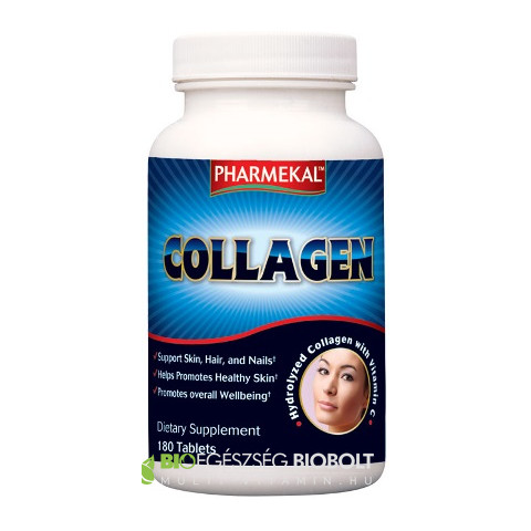 NV Kollagén 1000mg (+C+L-ornitin) 180db (Ph)