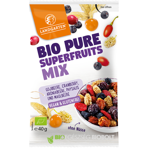 Landgarten BIO Pure Superfruits Mix40g