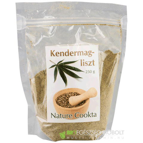 Kendermagliszt 250 g (Nature Cookta)