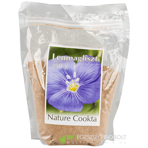 Lenmagliszt 250 g (Nature Cookta)