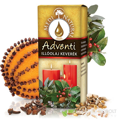 Medinatural Adventi illóolaj 10 ml