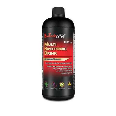 Multi Hypotonic Drink 1000 ml Ananász (BioTech USA)