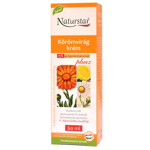 Naturstar Körömvirág krém Plusz Kamílla kívonattal 100 ml