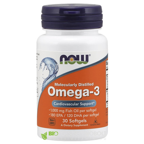 Now Omega-3 200db 1000mg