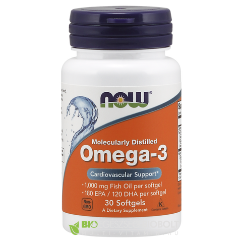Now Omega-3 100db softgels