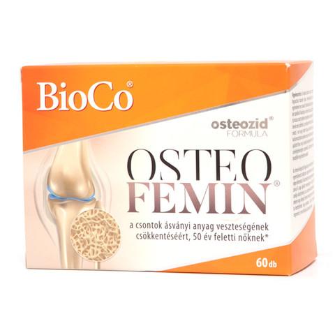BioCo OSTEOFEMIN filmtabletta 60db