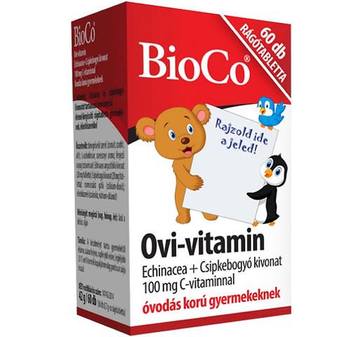 Ovi vitamin 60 db rágótabletta (BioCo)