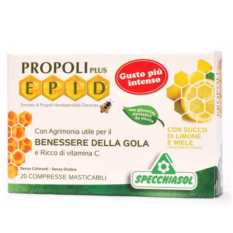 Propolisz Mézes-citromos csipkebogyó kivonattal tabletta 20db