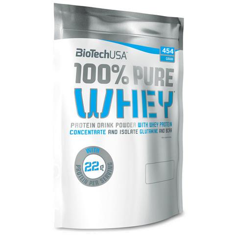 100% Pure Whey 454g csokoládé BioTech USA