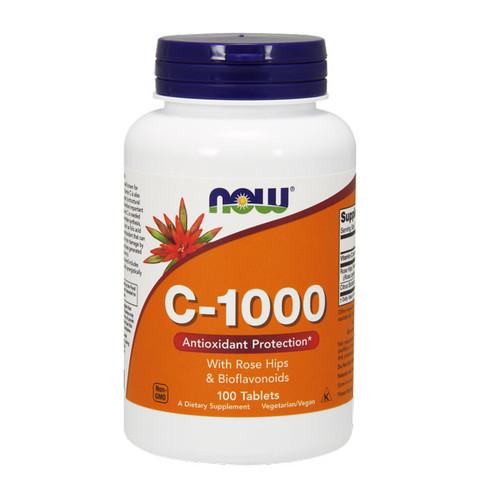C-1000 SR csipkebogyóval 100db (NOW)