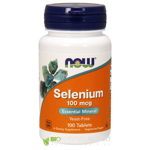 Now Selenium 100db 100mcg