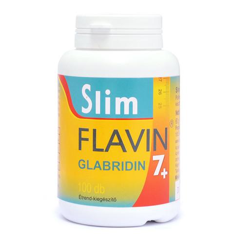 Slim Flavin7+ 100db kapszula
