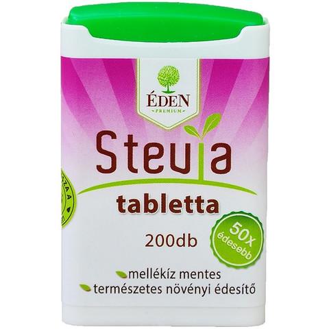 Éden prémium Stevia tabletta 200 db