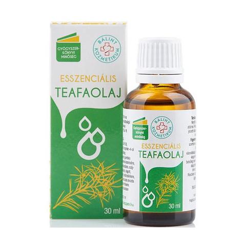 Bálint Esszenciális teafaolaj 30ml