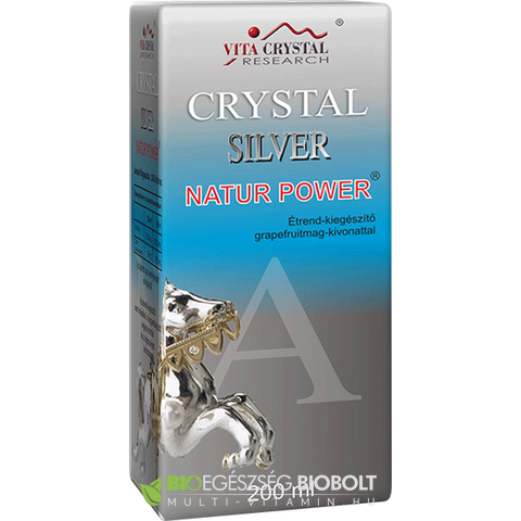 Vita Crystal Silver Natur Power 200 ml