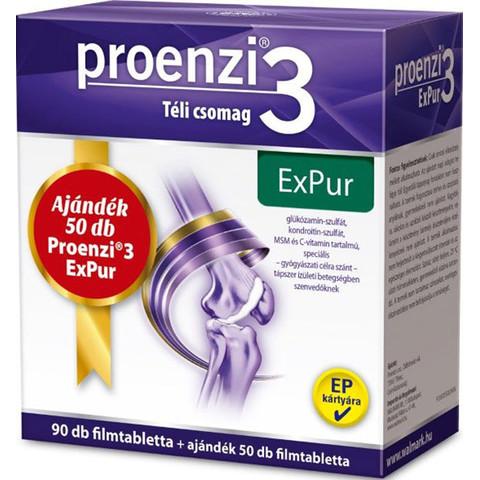 Walmark Proenzi 3 ExPur filmtabletta 140db (90+50) téli csomag