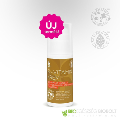 WTN B12-vitamin krém 100ml