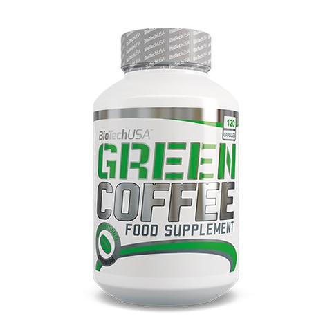 Green Coffee (Zöld kávé) 120 db kapszula (BioTech USA)
