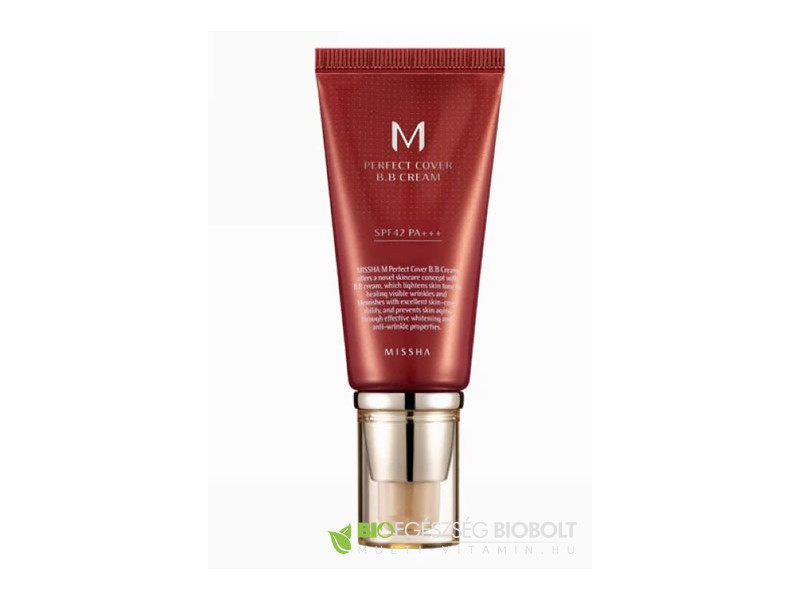 BB Missha M Perfect Cover BB Cream No.23 20ml