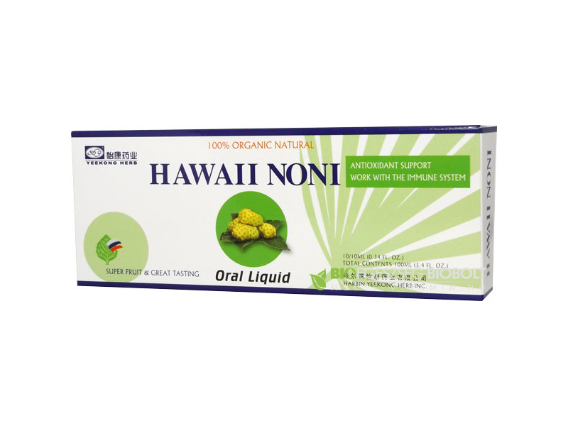 Big Star Hawaii Noni kivonat ampulla 10x10ml