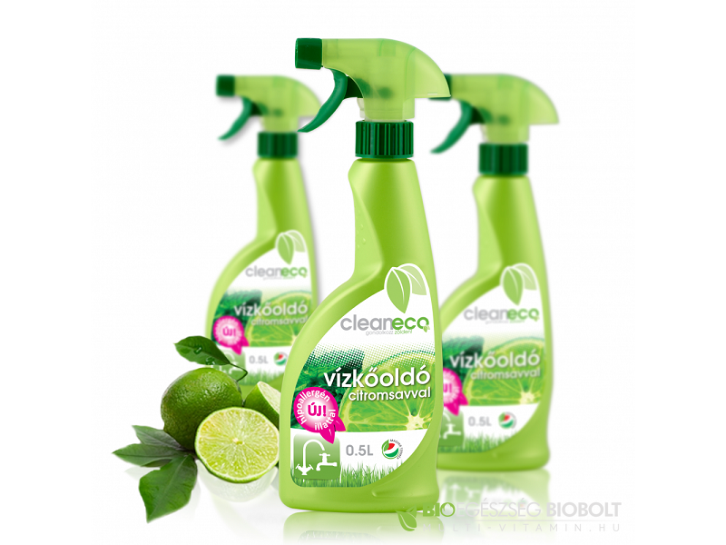 Cleaneco Vízkőoldó 500 ml