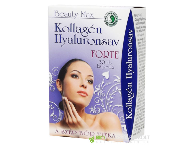 Dr. Chen Beauty-Max Kollagén+Hyaluron forte 30db