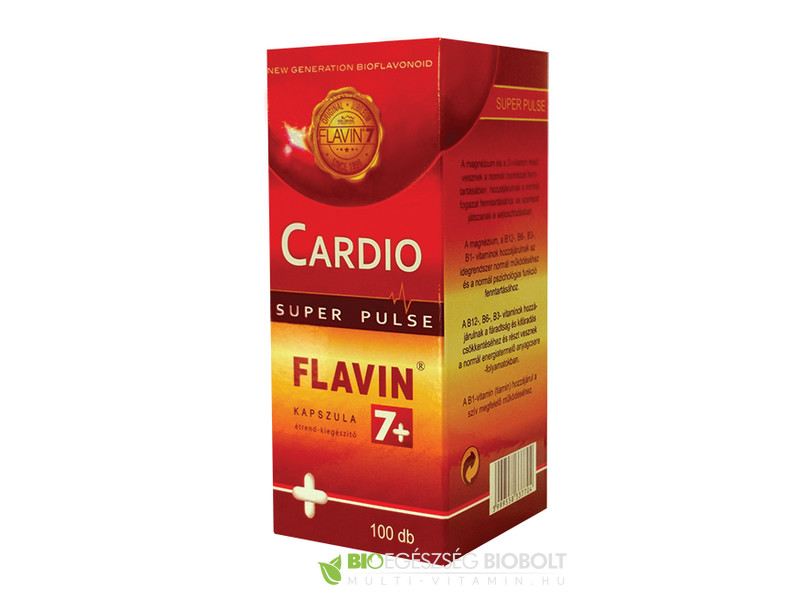 Flavin Cardio Flavin7+ Super pulse 100db