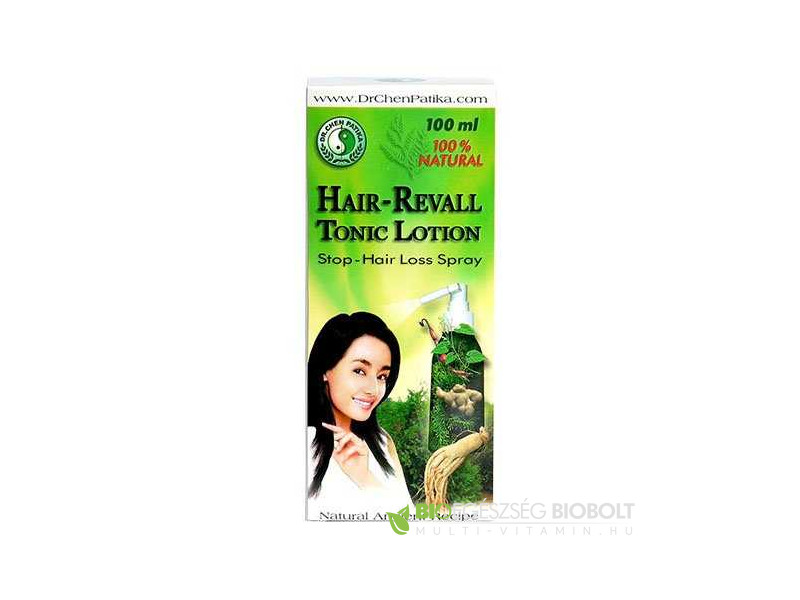 Hair-Revall Tonic Lotion Spray 100 ml (Dr. Chen)