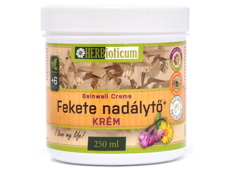 Herbioticum Fekete nadálytő krém 250 ml - Multi-vitamin..