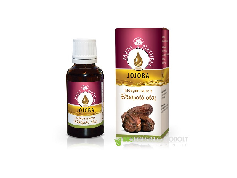 MediNatural jojoba olaj 20 ml