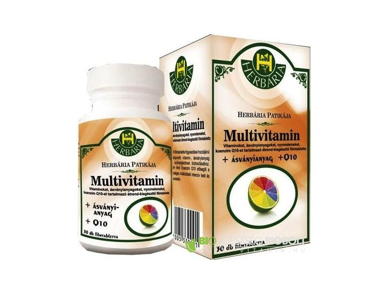 H Multivitamin +Q10 30db
