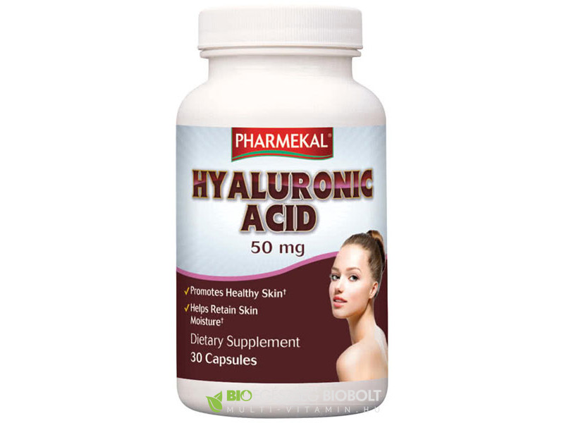 NV Hyaluronic Acid Hyaluronsav 30db 50mg