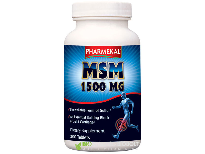 NV MSM 300db 1500mg (Ph)